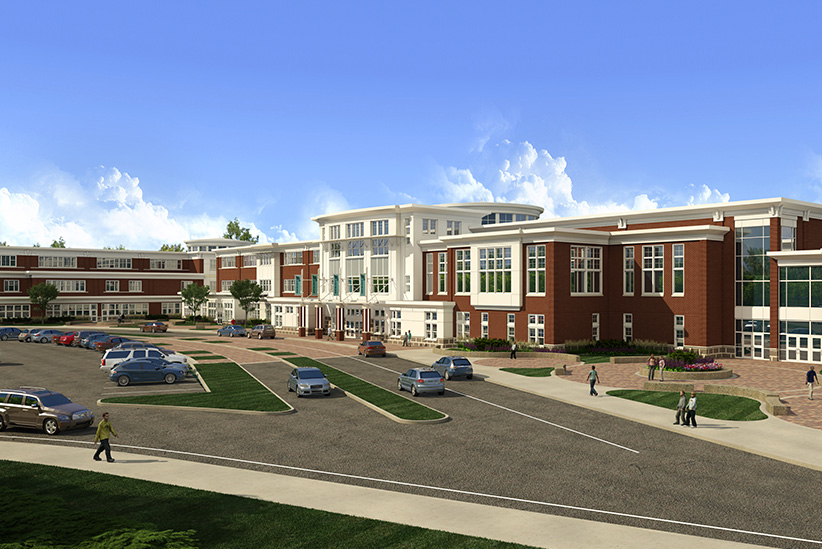 Ai3 Architects : Plymouth South High School